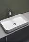 Hafa Edge Smooth Håndvask Glaseret Stål