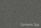 Hafa Edge Bordplade 1610X462X12 v hul Cemento Spa Suede