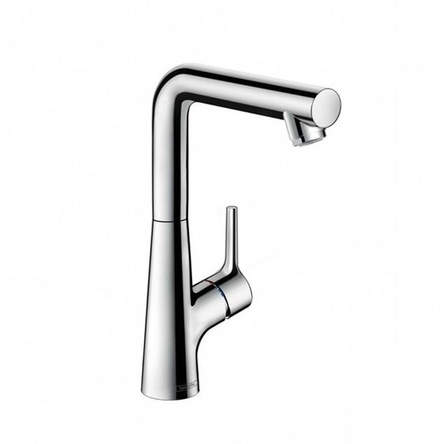 Hansgrohe Håndvaskarmatur Talis S 210 med Løft-op ventil
