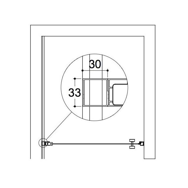 Dansani Match Kit til rørgennemføring A/B/E 200 cm