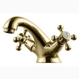 Håndvaskarmatur Tapwell Classic VLV 065 Messing