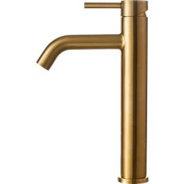Håndvaskarmatur Primy Steel Wave High Sand