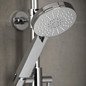 Loftbruser INR Mist 150 c/c Håndbruser 3-funktioner Krom