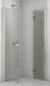 "Dansani Match Foldedør ""B"", 180 grader Klart Glas 200x70 cm"