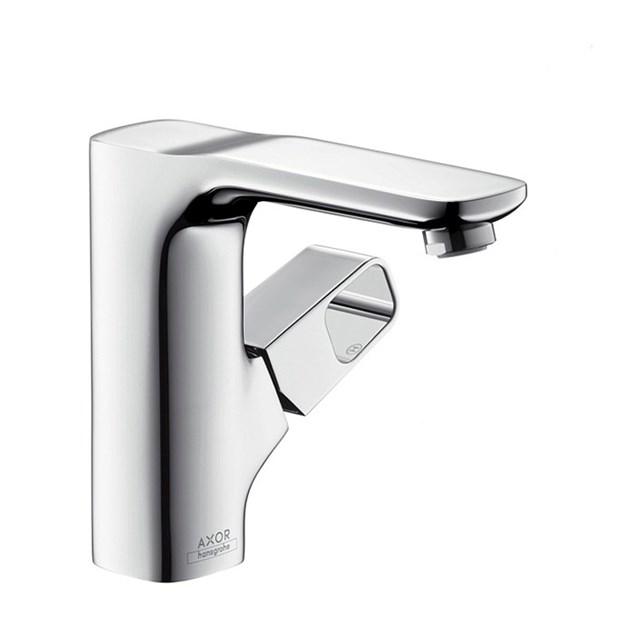 Hansgrohe Håndvaskarmatur Axor Urquiola 130 1-grebs med Lav tub med Løft-op ventil