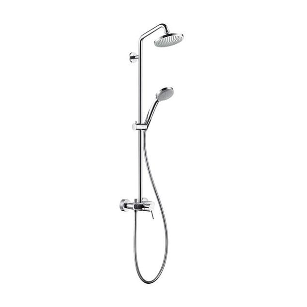 Hansgrohe Loftbrusesæt Croma 100 Showerpipe 150 cc
