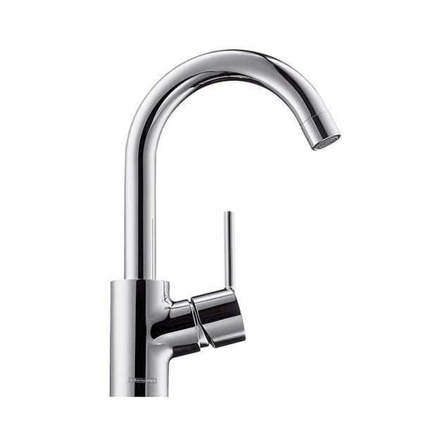 Hansgrohe Håndvaskarmatur Talis S med Løft-op ventil