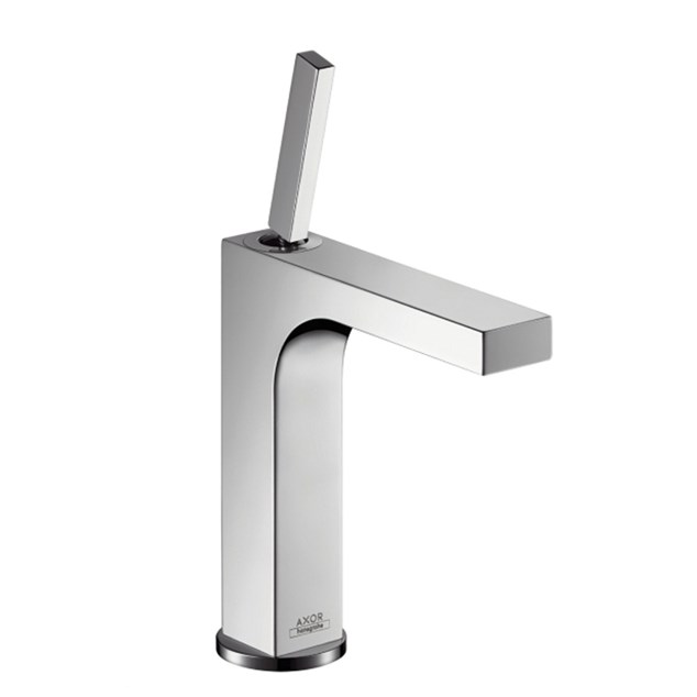 Hansgrohe Håndvaskarmatur Axor Citterio 180 uden Løft-op ventil