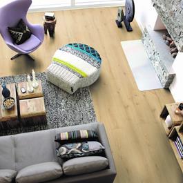 Laminatgulv Pergo Wide Long Plank 4V Sensation Seaside Oak 1-stav Original Excellence