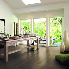 Laminatgulv Pergo Wide Long Plank 4V Sensation Country Oak 1-stav living Expression