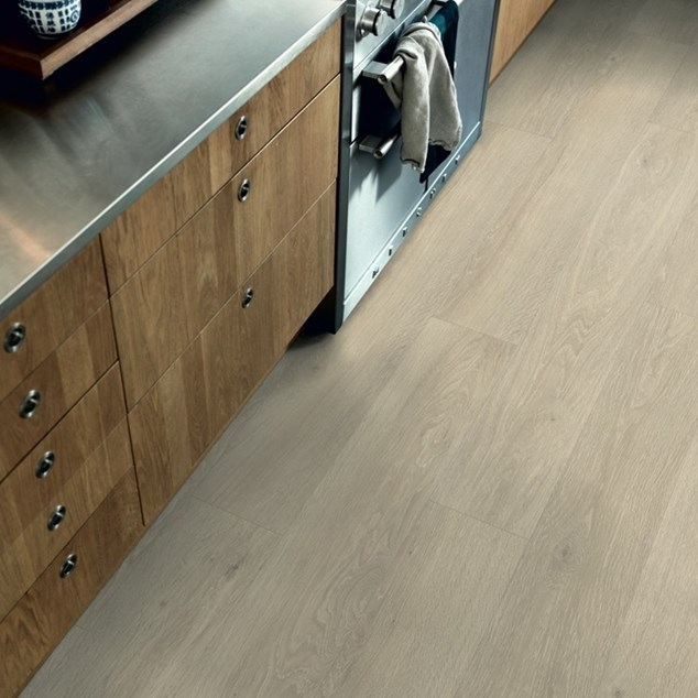 Vinylgulv Pergo Modern Plank Beigevasket Eg Planke - Premium Click