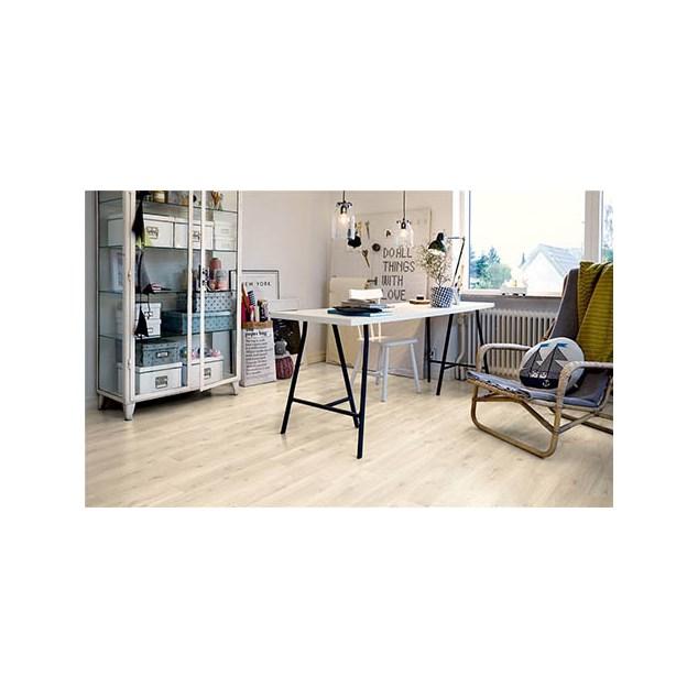Vinylgulv Pergo Classic Plank Moderne Grå Eg Planke - Optimum Click