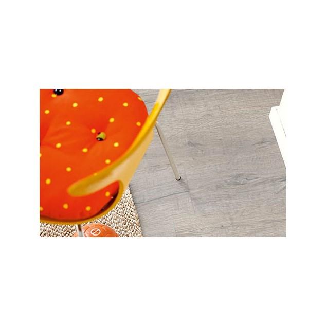Vinylgulv Pergo Classic Plank Grå Eg Heritage Planke - Optimum Click