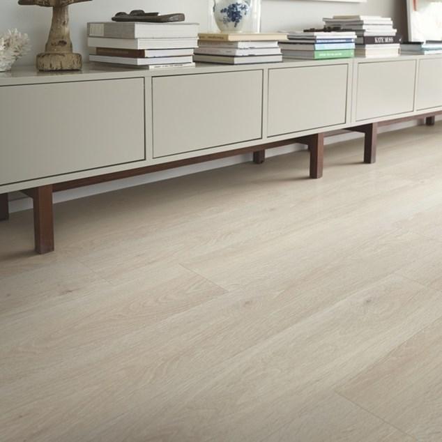 Vinylgulv Pergo Modern Plank Hvidvasket Eg Planke - Optimum Click