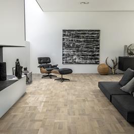Trægulv Kährs Eg Palazzo Biondo Hollandsk Mønster Matlakeret