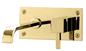 Håndvaskarmatur Tapwell BOX006 RETTANGOLO til Indbygning Messing