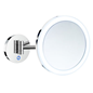 Smedbo Outline Barber/sminkespejl LED Krom