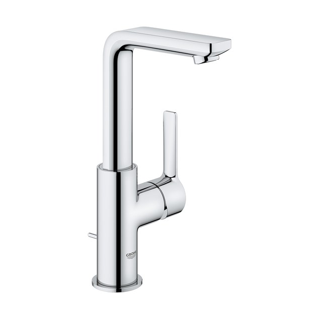 Grohe Håndvaskarmatur Lineare L-Size med Løfteventil