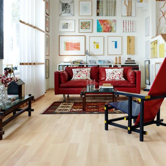 Laminatgulv Pergo Classic Plank 2-Stav Nordic Ash Original Excellence