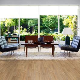 Laminatgulv Pergo Classic  Plank Natural Oak 3-Stav Living Expression