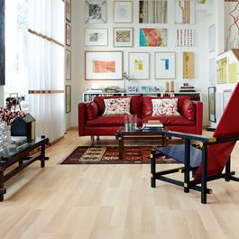 Laminatgulv Pergo Classic Plank 2-Stavs Nordic Ash Living Expression