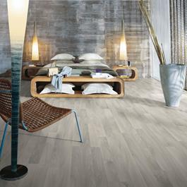 Laminatgulv Pergo Classic Plank 2-Stavs Nordic Grå Eg Living Expression