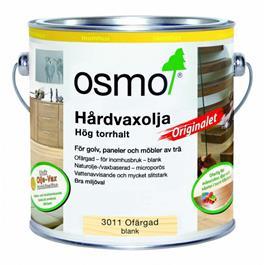 Osmo Hårdvoksolie 3011 Originalet Blank 0,375 L