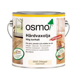 Osmo Hårdvoksolie 3032 Originalet SidenMat 0,375 L