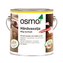 Osmo Hårdvoksolie 3072 Pigmenteret Rav - 0,125 L