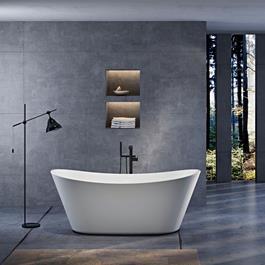 Bathlife Badekar Ideal Relax- Hvidt 1700