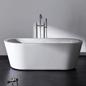 Bathlife Badekar Chakra Fritstående - Hvidt 1600 mm