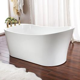 Bathlife Badekar Feeling - Hvidt 1700 mm