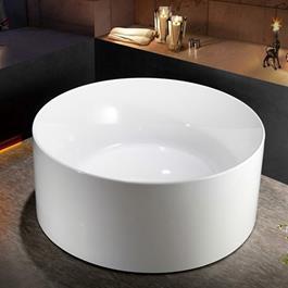 Bathlife Badekar Rofull - Hvidt 1400