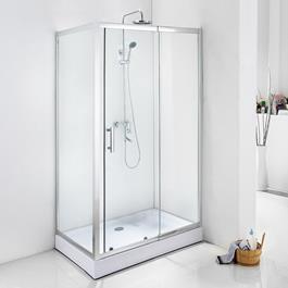 Bathlife Bruseniche Living - Hvid