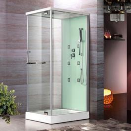 Bathlife Brusekabine Stil - 800x1000mm