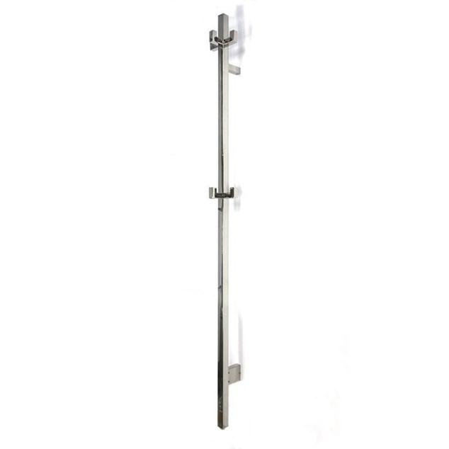 Bathlife Håndklædetørre Ram 120 1/S -  Rustfrit stål