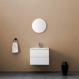 Bathlife Møbelpakke Eufori Hvid inkl. vask og  spejl
