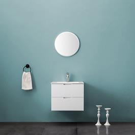 Bathlife Møbelpakke Glädje inkl. Vask og Spejl