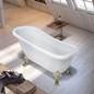 Bathlife Potebadekar Ideal m Løvefødder 1530