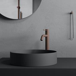 Håndvaskarmatur Primy Steel Voyage High Rust