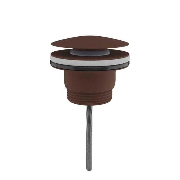Bundventil Primy Steel Pop-up Universal Duo Rust