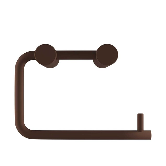 Toiletpapirholder Primy Steel Style Rust