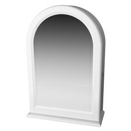 Miller Spejlskab Traditional Hvid Venstre monteret døre