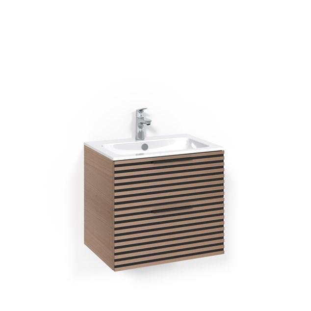 Macro Design Vaskeskab Crown Stripe