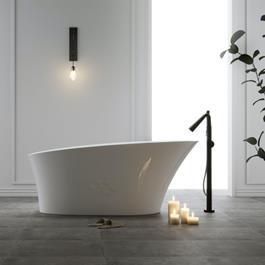 Bathlife Badekar CHIC 1650- Fritstående