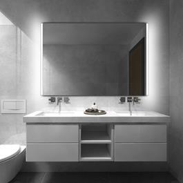 Bathlife Spejl Utstråla 1200mm