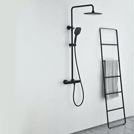 Bathlife Loftbrusersæt Sjö - inkl Brusearmatur