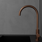 Køkkenarmatur Primy Steel Equip Amber