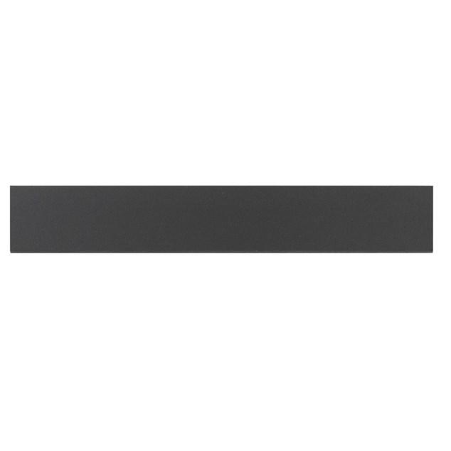 Arredo Klinker Fojs Collection Black mat panel 98x600 mm