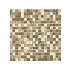 Arredo Krystalmosaik Blank 15x15x8 mm Exclusive Stone Light brown